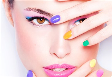 Manicure and Pedicure at home in Surrey, West Sussex, Kent