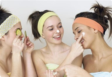 Spa Teenagers Pamper Parties