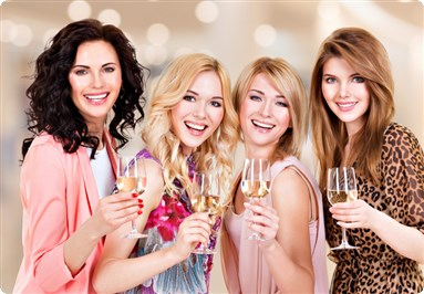 Pre Party Pampering Services London