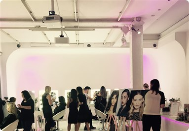 Pop Up Beauty Company London