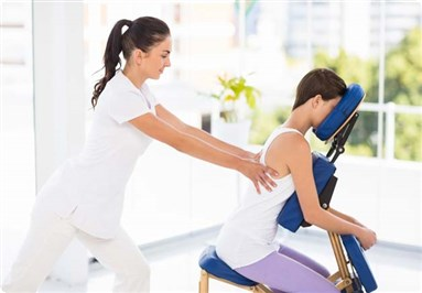 Office Massage,Workplace Wellness Services Company